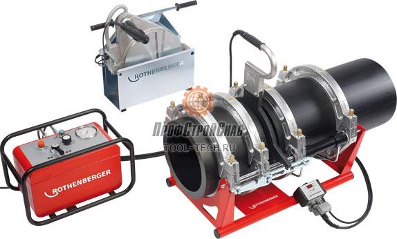 Машина для сварки полиэтиленовых труб Rothenberger ROWELD P 355 B Professional / Premium / Premium CNC 1000000383