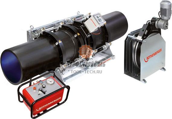 Машина для сварки полиэтиленовых труб Rothenberger ROWELD P 500 B Professional / Premium / Premium CNC 53415