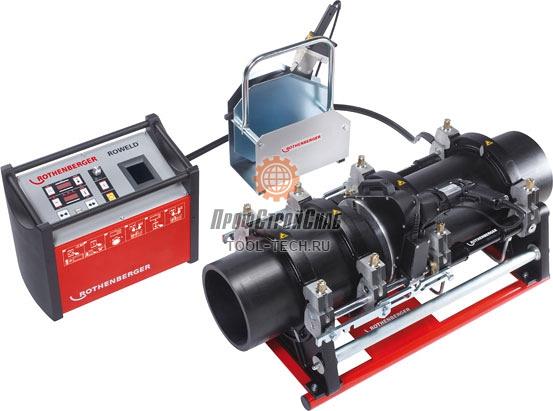 Машина стыковой сварки труб Rothenberger ROWELD P 250 B Professional / Premium / Premium CNC 55819