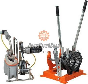 Механическая стыковая сварочная машина Ritmo DELTA 160 M 93330011
