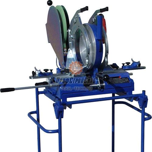 Механическая сварочная машина для стыковой сварки труб Uponor Infra WORLD 250 WD250