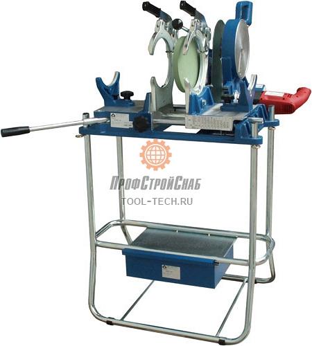 Механический аппарат для стыковой сварки пластиковых труб Uponor Infra EURO 160 EU160