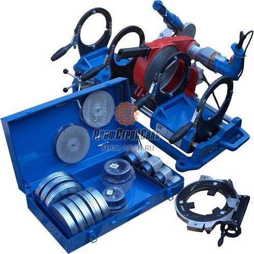 Механический сварочный аппарат для стыковой и раструбной сварки труб Dytron ST-160 14952
