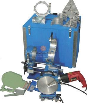 Механический сварочный аппарат для стыковой сварки труб Uponor Infra PL 160 C PL160