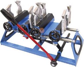 Механический центратор для раструбной сварки труб Dytron MP-75 01413