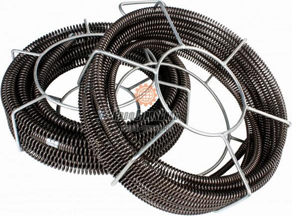 Наборы спиралей для прочистки канализации KERN O 16, 22, 32 мм 0403004
