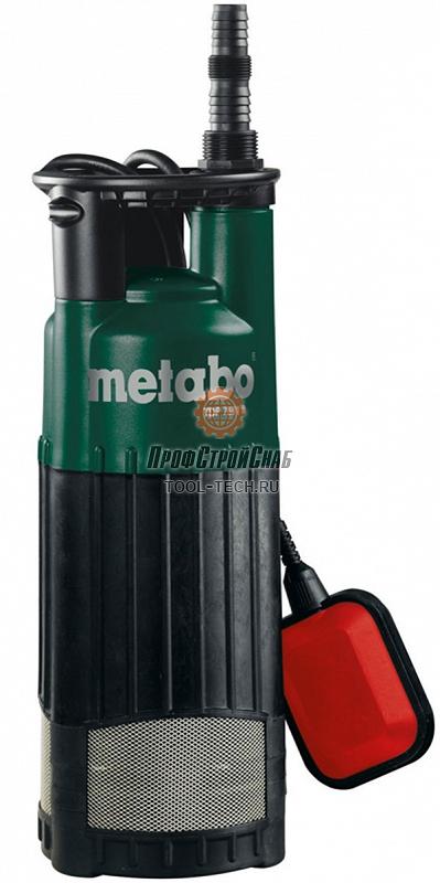 Нагнетательный насос Metabo TDP 7501 S 0250750100