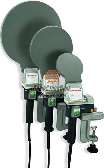 Нагревательные элементы для стыковой сварки пластиковых труб Rothenberger HE 200