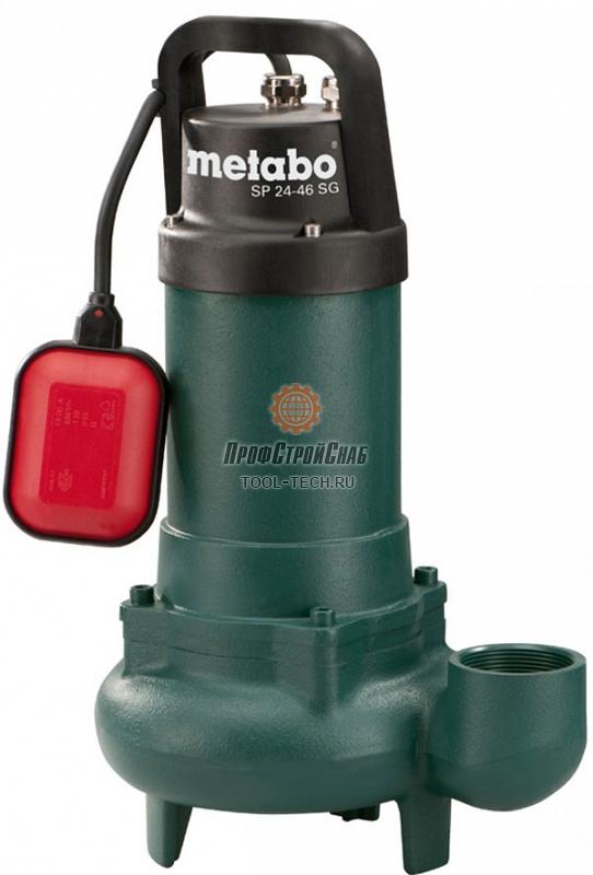 Насос для грязной воды Metabo SP 24-46 SG 604113000