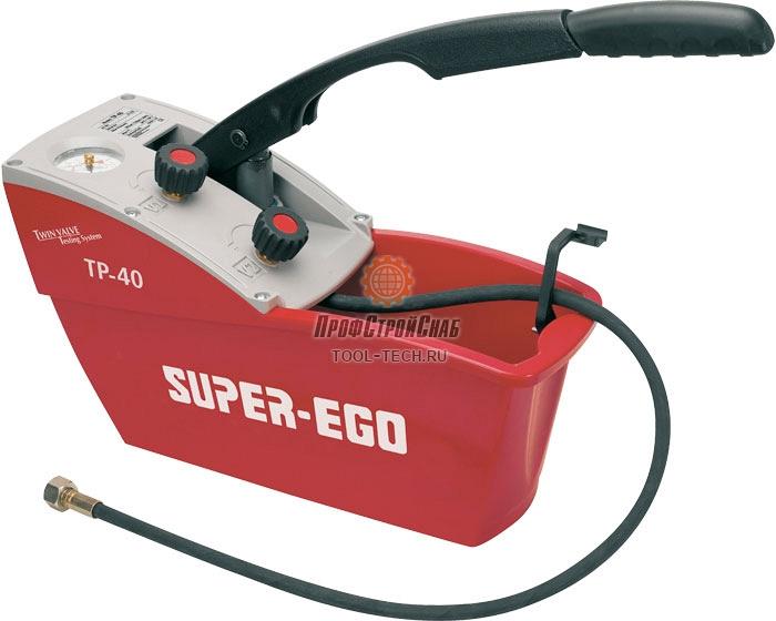 Насос для опрессовки ручной Super-Ego TP40-S R6022000