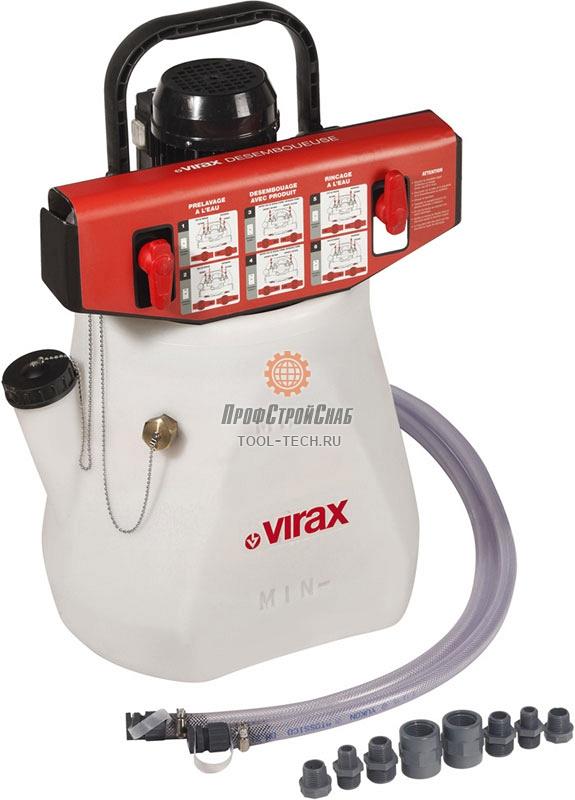 Насос для промывки систем отопления Virax 295020