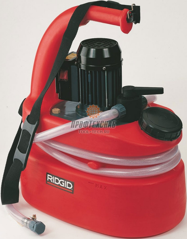 Насос для промывки теплообменников Ridgid DP-13 57276
