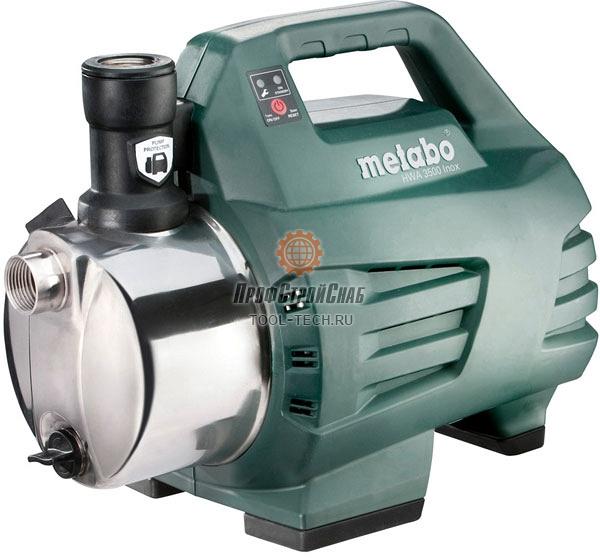 Автоматический насос для воды Metabo HWA 3500 INOX 600978000