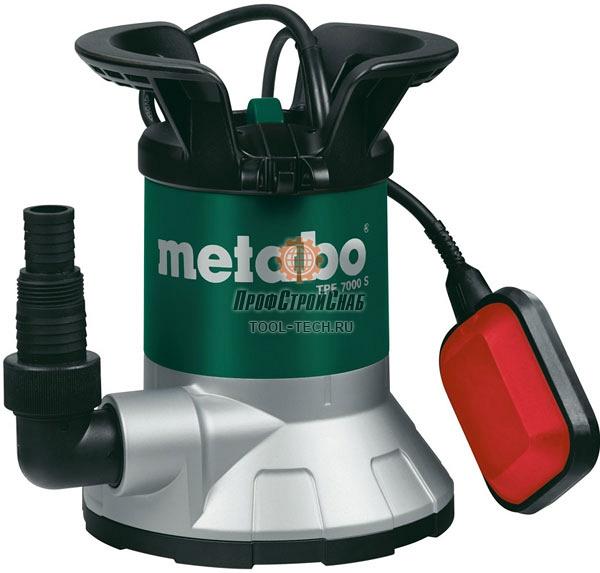 Насос погружной для чистой воды Metabo TPF 7000 S 0250800002