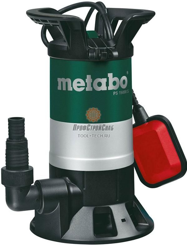 Насос погружной Metabo PS 15000 S 0251500000