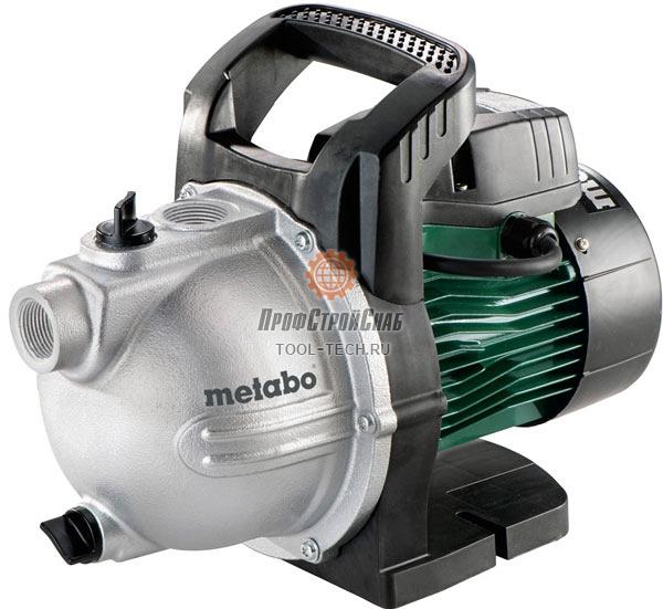 Насос поверхностный Metabo P 4000 G 600964000