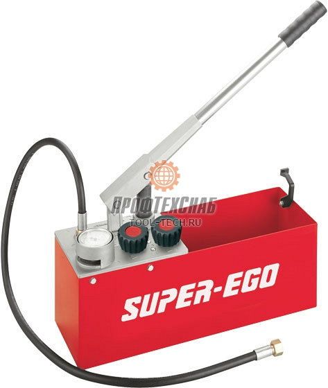 Насос ручной опрессовочный Super-Ego RP50-S R6020000