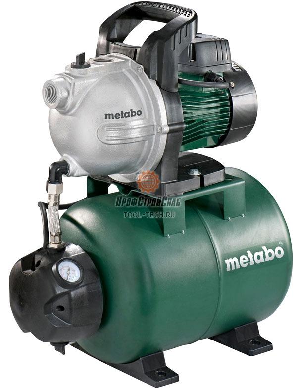 Насосная станция Metabo HWW 4000/25 G 600971000