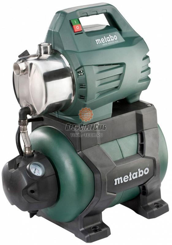 Насосная станция Metabo HWW 4500/25 INOX 600972000