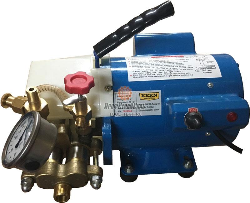Опрессовщик электрический гидравлический Kern SUPER-PUMP 60 0321003