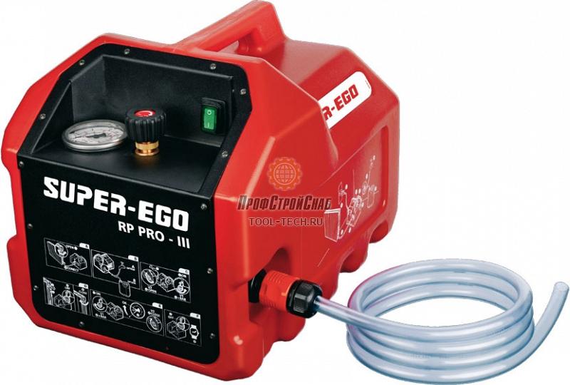 Опрессовщик электрический гидравлический Super-Ego RP-PRO III V12100000
