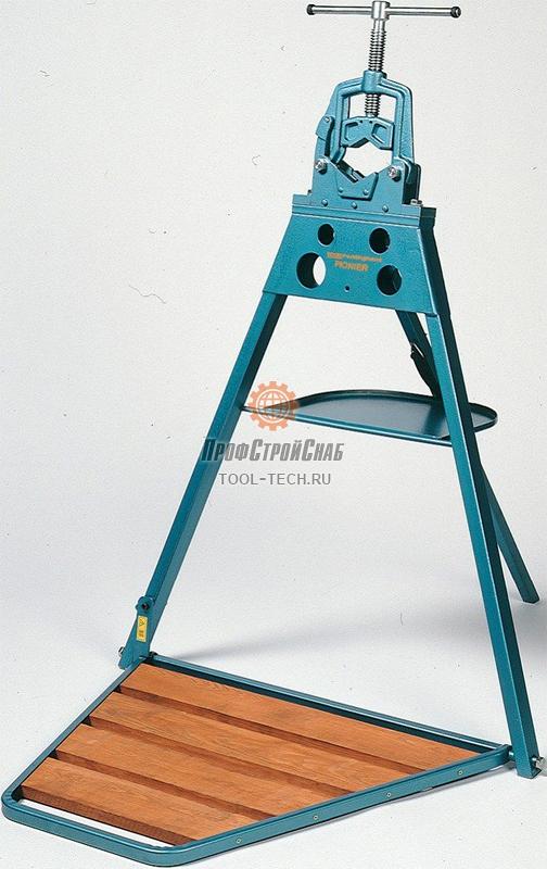 Переносной верстак с откидными трубными тисками Ridgid Pionier 2 12202