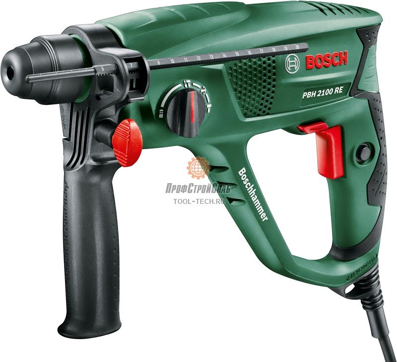 Перфоратор электрический Bosch PBH 2100 RE 06033A9320