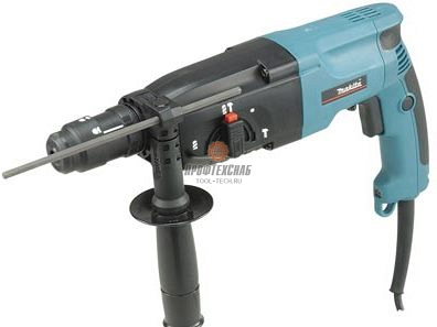 Перфоратор SDS-Plus Makita HR2450FT HR2450FT