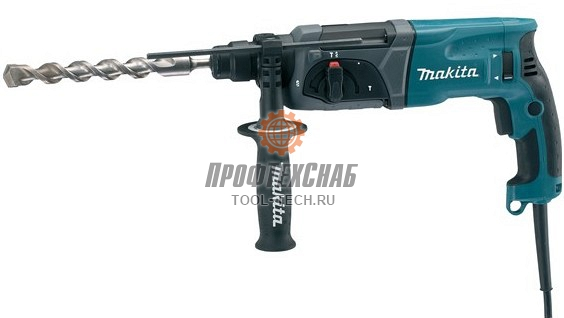 Перфоратор SDS-Plus Makita HR2470FT HR2470FT