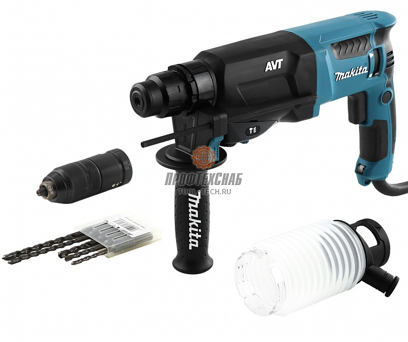 Перфоратор SDS-Plus Makita HR2611FT HR2611FT