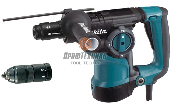 Перфоратор SDS-Plus Makita HR2811FT HR2811FT