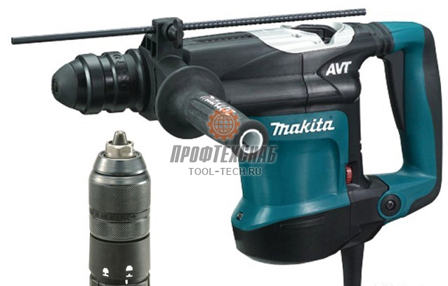 Перфоратор SDS-Plus Makita HR3210FCT HR3210FCT