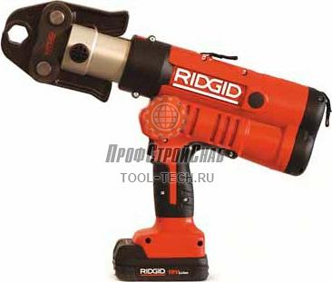 Пресс-пистолет электрогидравлический аккумуляторный RIDGID RP 340-B Standard 43238