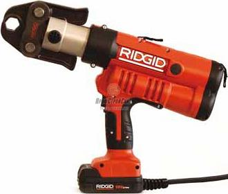 Пресс-пистолет электрогидравлический RIDGID RP 340-C Standard 43283