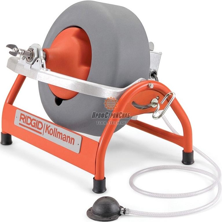 Прочистная машина барабанного типа RIDGID K-3800 61502