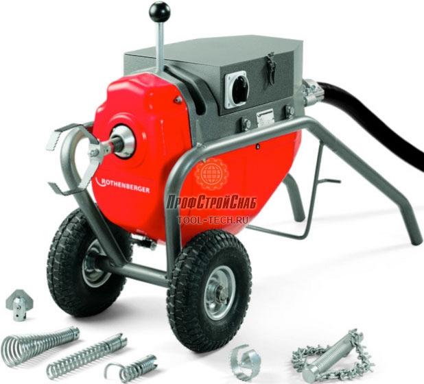 Прочистная машина для канализации Rothenberger R 80 72585