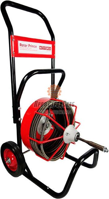 Прочистная машина для канализации Rotorica ROTOR PRINCE 15 RT.1520115