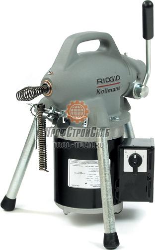 Прочистная машина секционного типа RIDGID K-50 11971