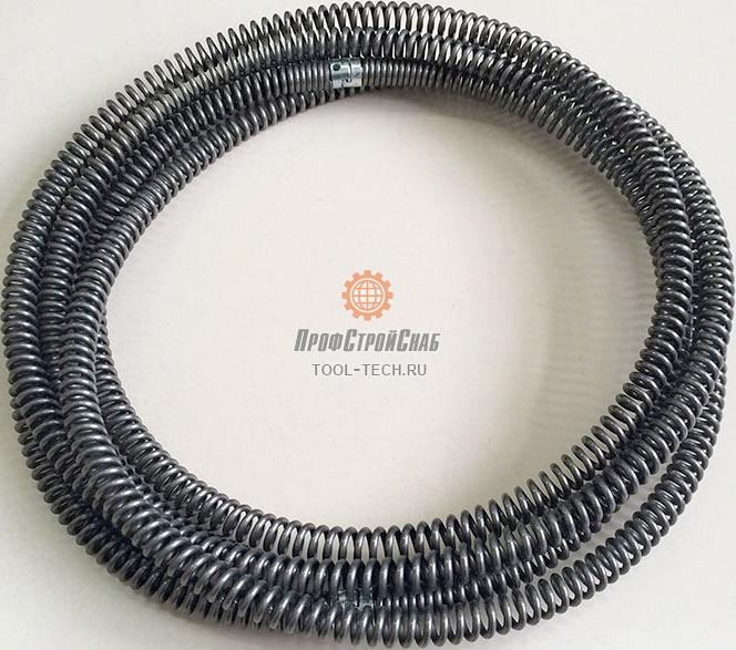 Прочистная спираль для прочистки труб Rotorica Spiralica 16 RT.1551510
