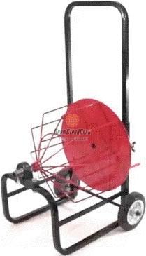 Профессиональная ручная прочистная машина Gerat K-PRO 50500