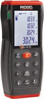 Профессиональный лазерный дальномер RIDGID micro LM-400 36813