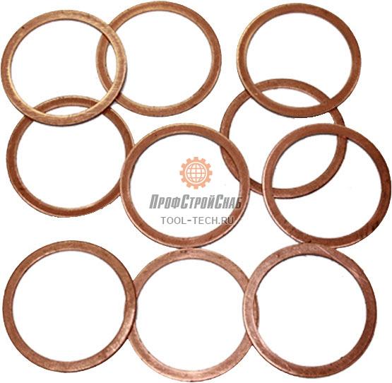 Проставочное медное кольцо Voll 1.12506