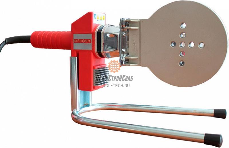 Раструбный сварочный аппарат Rotorica CT-110GF серия Medium CT-110GF