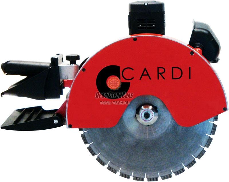 Ручная электрическая алмазная дисковая пила Cardi PE 400 PE 400