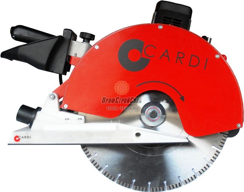 Ручная электрическая алмазная дисковая пила Cardi PE 401 PE 401
