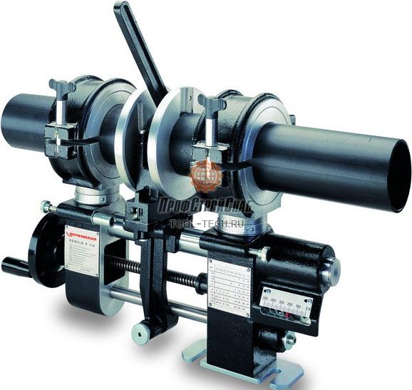 Ручная машина для сварки пластиковых труб Rothenberger ROWELD P 110 55844