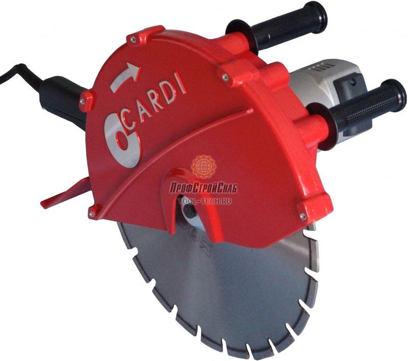 Ручная стенорезная машина Cardi TP 400 TP 400