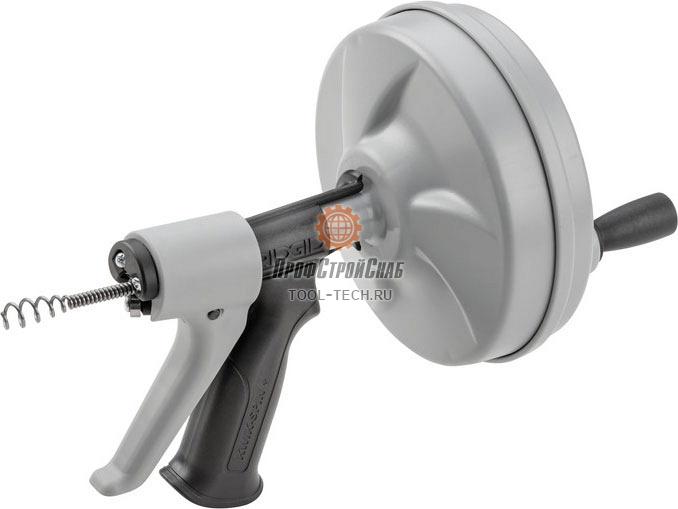 Ручная вертушка с автоподачей для прочистки труб Ridgid KWIK-SPIN+ 57038