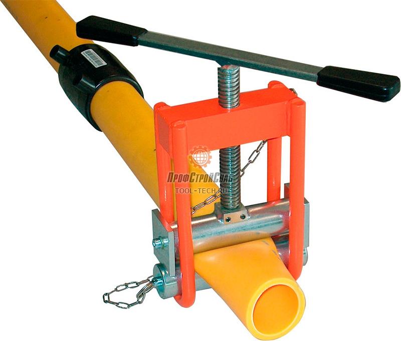 Ручной передавливатель для пластиковых труб Ritmo SQUEEZER 63 98730000