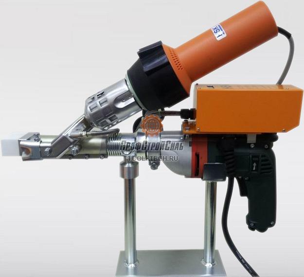 Ручной сварочный экструдер HSK 18 DE –